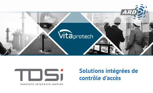 Acquisition de TDSi par Vitaprotech