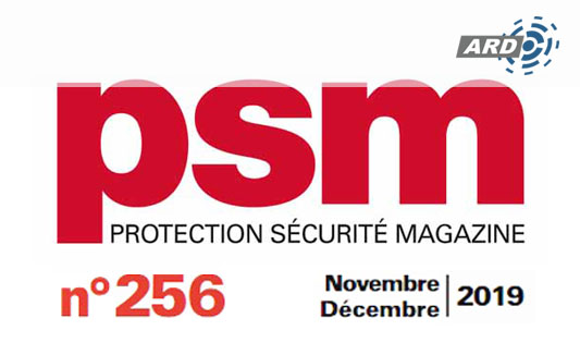 Publication magazine PSM n°256 – Vitaprotech